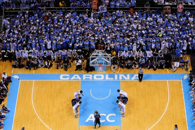 Smith Center Crowd Brings the Noise as North Carolina Roars Past Duke