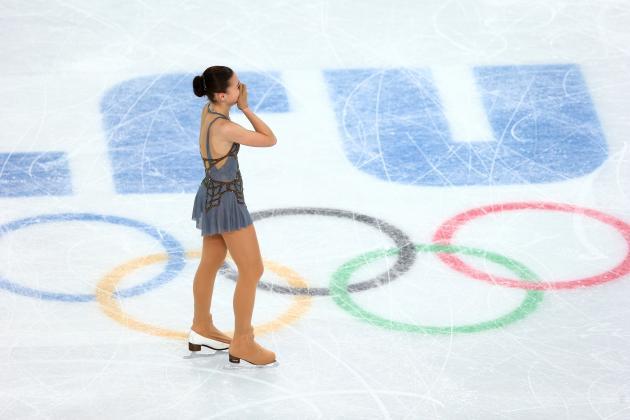 Best Twitter Reactions to the Women's Figure Skating Free Program