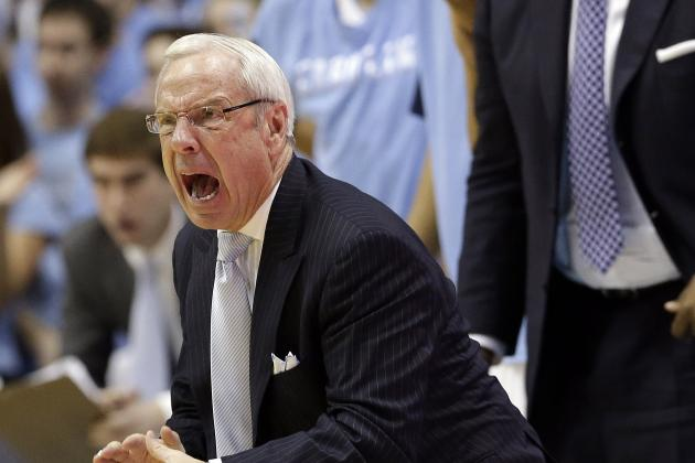 Williams Offers Glimpse into the Intensity That Lifted UNC Past Duke