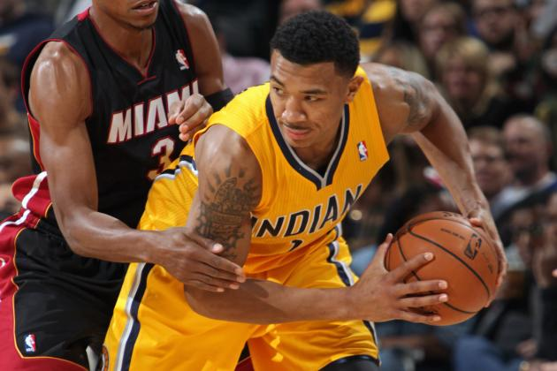 Johnson 'Definitely' Sad to Leave Pacers