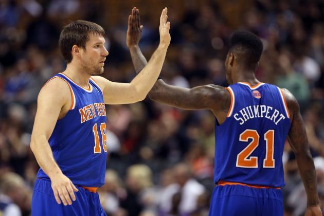 Grading the New York Knicks' Trade Deadline Performance