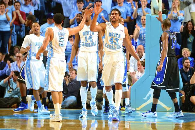 North Carolina's Identity Issues in the Past After Beating Archrival Duke