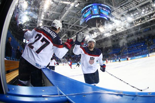Olympic Hockey 2014: Is Team USA Just Better at Scoring Than Team Canada?