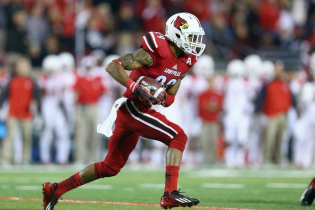 Hakeem Smith NFL Draft 2014: Highlights, Scouting Report and More
