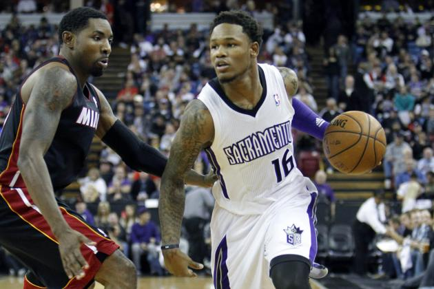 Kings, for Better or Worse, Confronting Ben McLemore Conundrum Head on