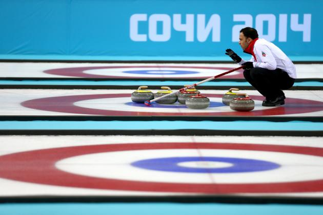 Britain vs. Canada Olympic Men's Curling Final: Live Score, Highlights, Reaction