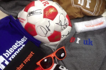 Fan Friday! Win Liverpool Ball Signed by the Players and @BR_UK goodies