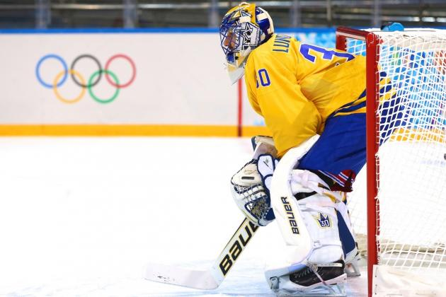 Sweden vs. Finland Olympic Men's Hockey 2014: Live Score for Semifinal