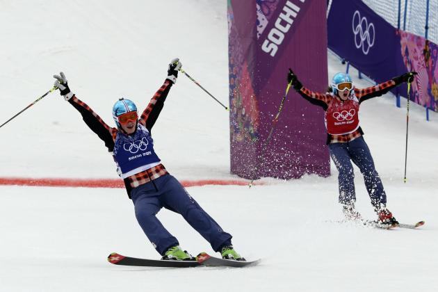 Olympic Freestyle Skiing 2014: Women's Ski Cross Medal Winners and Results