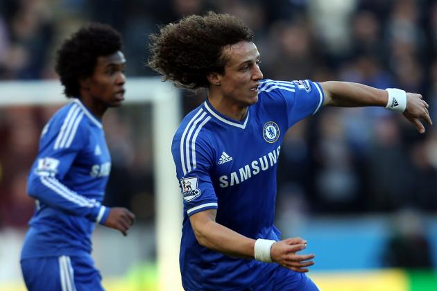 David Luiz Injury: Updates on Chelsea Star's Status, Likely Return Date