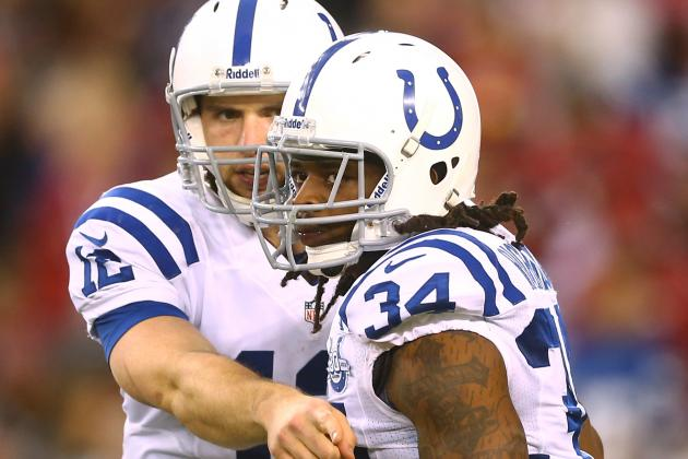 Trent Richardson Can't Miss Offseason Time