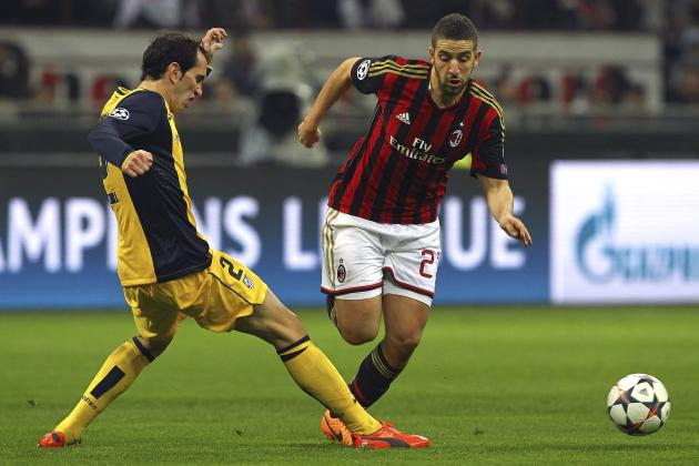 Adel Taarabt Taking the Chance He Craved with AC Milan
