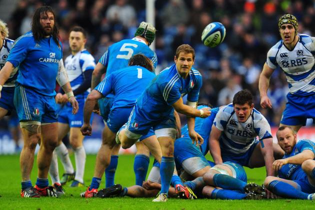 Italy vs. Scotland: Date, Time, Live Stream, TV Info and Preview