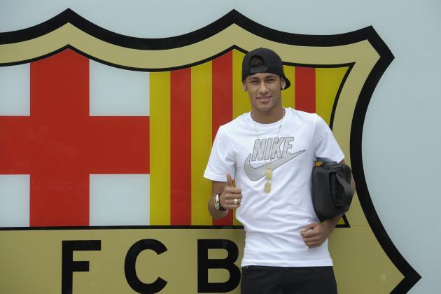 Neymar Tax Fraud Case Hurting Barcelona Star, Admits Gerardo Martino