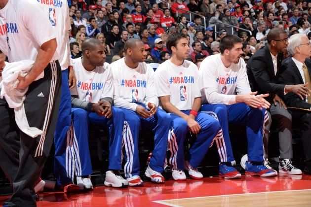 Did LA Clippers Help or Hurt Their Bench at NBA Trade Deadline?
