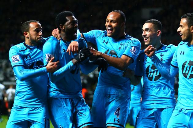 Premier League: How Tottenham Hotspur Will Line Up Against Norwich City