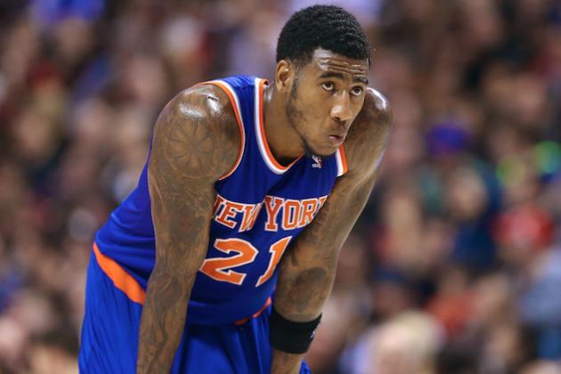 Iman Shumpert Reportedly Unhappy with Role on NY Knicks