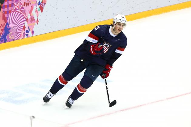 USA vs. Canada Olympic Hockey 2014: Live Score, Highlights for Semifinal