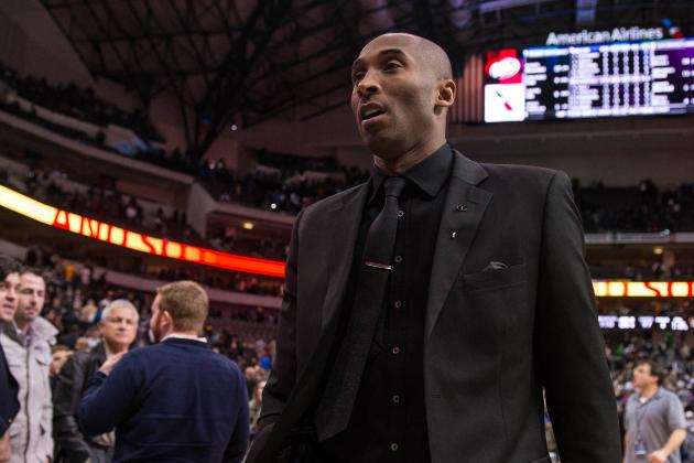 LA Lakers Will Not Rush Kobe Bryant to Return This Season