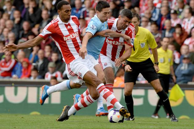Manchester City vs. Stoke City: Date, Time, Live Stream and Preview