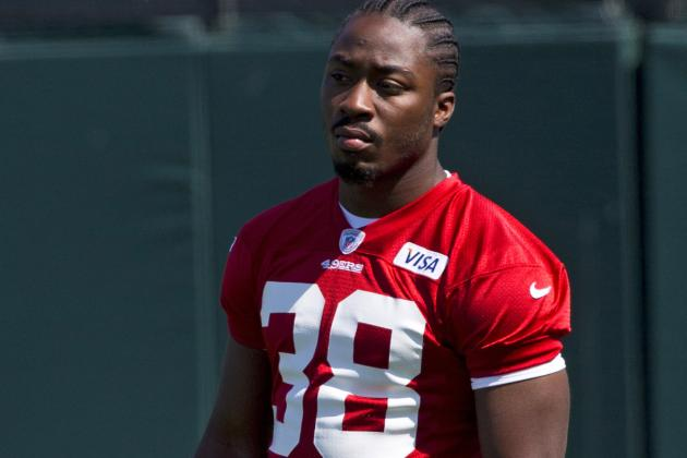 Lattimore Still Has Four Years Left on Deal, Figures into 49ers' RB Mix