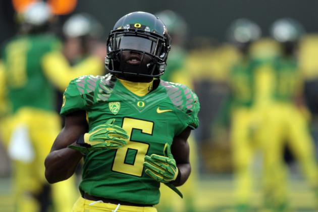 How De'Anthony Thomas Can Improve His Draft Stock at Combine