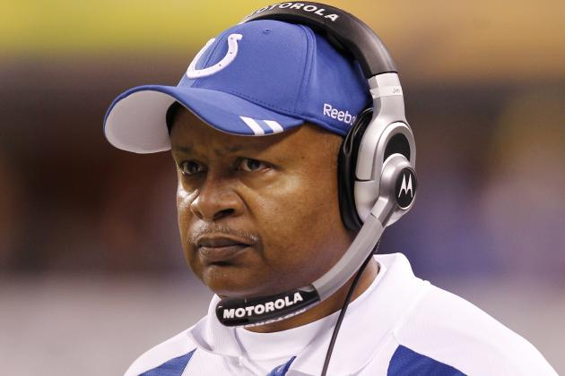 Jim Caldwell's Lesson Learned from Colts: Winning