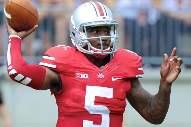 Braxton Miller Injury: Updates on Ohio State QB's Shoulder and Return