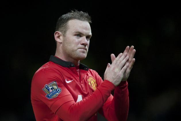 Twitter Responds to Wayne Rooney's Reported New Manchester United Contract