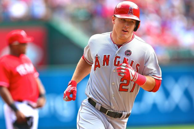 How MLB Superstar Mike Trout Can Become Even More Dominant in 2014