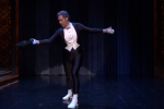 Will Ferrell 'Figure Skates' on Tonight Show