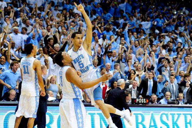 UNC Basketball: the Revolving Door of Unlikely Tar Heel Heroes