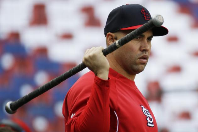 Will Cardinals Miss Beltran?