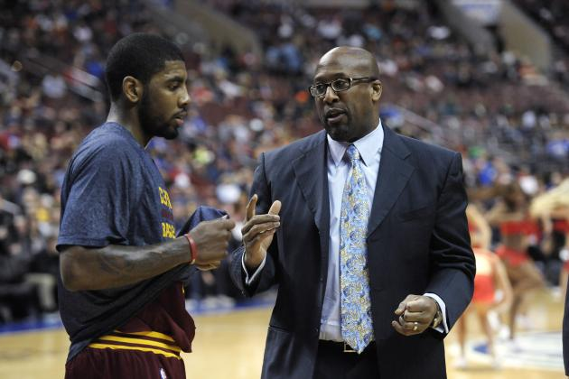 Mike Brown Must Be Fired If He Can't Get Updated Cleveland Cavs to the Playoffs