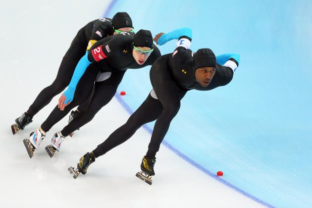 We'll Remember US Long-Track Speedskating's 2014 Olympics for the Wrong Reasons