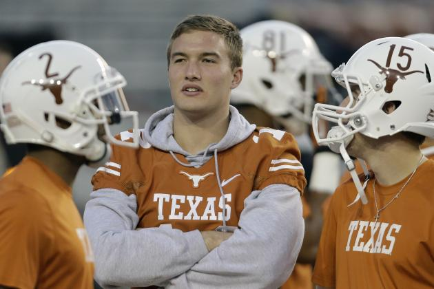 If CAPA Needs Another Spokesperson, Texas QB David Ash Is Right Man for the Job