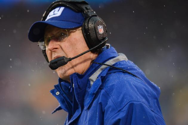 Tom Coughlin Agrees to a One-Year Extension with Giants