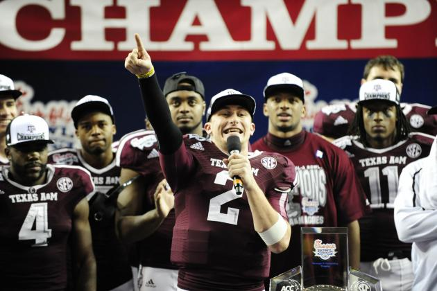 Johnny Manziel Will Make Up for Short Stature with Athletic Prowess