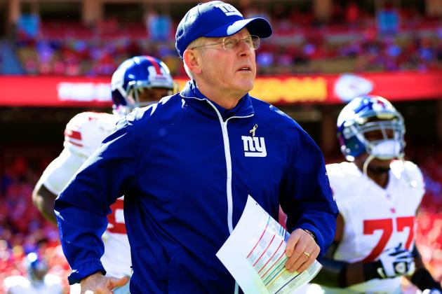 Tom Coughlin Agrees to 1-Year Contract Extension with Giants