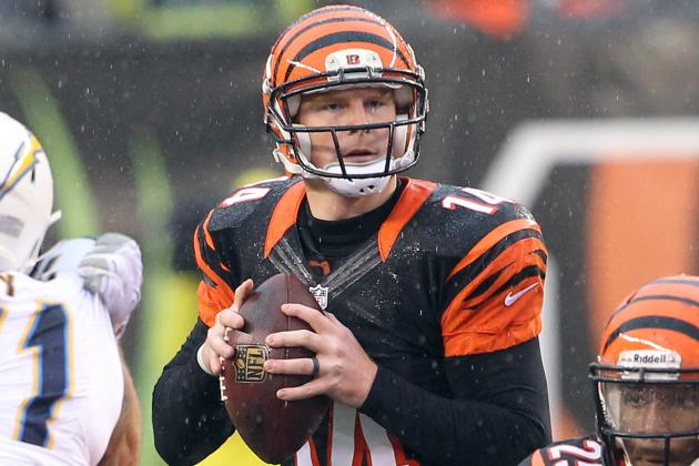 Cincinnati Bengals, Andy Dalton to Talk Contract