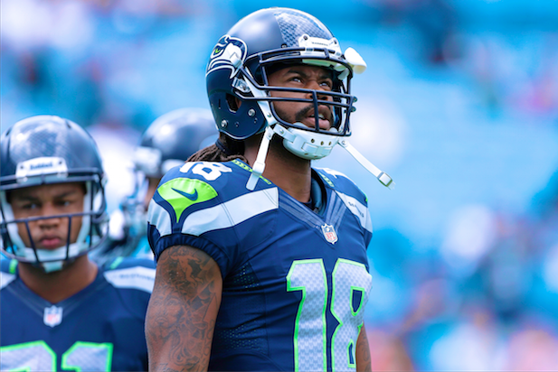 Sidney Rice Officially Released by Seattle Seahawks
