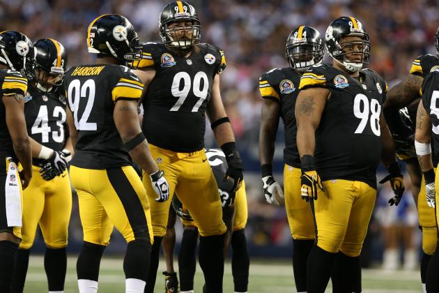 Steelers run defense needs help but a nose tackle might not be the answer