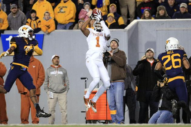 Texas Football: Can Mike Davis Reclaim the Spotlight at the NFL Combine?