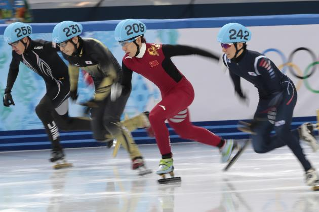 J.R. Celski Fails to Medal in Men's 500-Meter Final at Sochi 2014 Olympics
