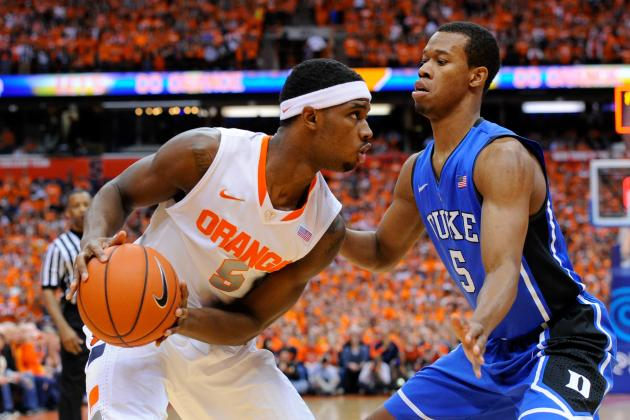 Syracuse vs. Duke: Keys for Each Team Avoiding Second Straight Defeat