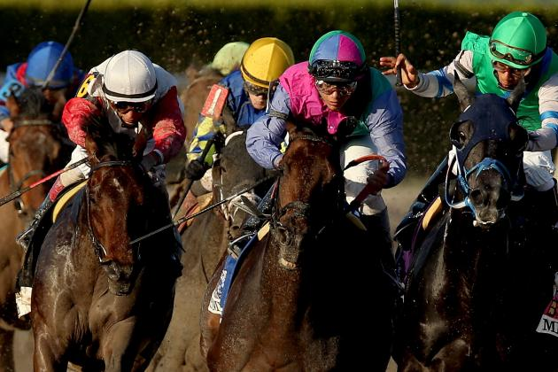 Road to the Derby Heats Up with Pair of Major Preps