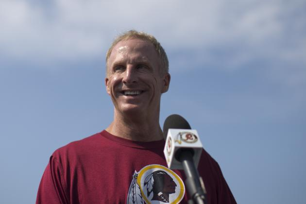 2014 Is a Make-or-Break Year for Jim Haslett in Washington