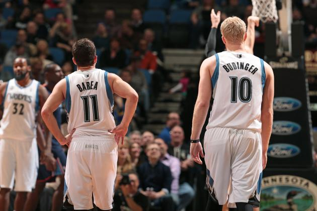 5 Players Who Must Step Up for Minnesota Timberwolves' Remaining Games