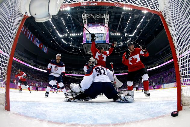 Team USA vs. Canada Olympic Hockey 2014: Final Grades, Analysis for Both Teams