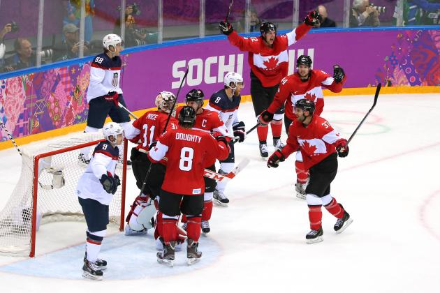 USA vs. Canada: Breaking Down Where the Americans Went Wrong